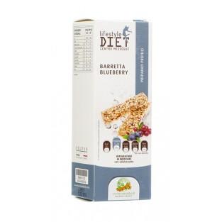 Barretta Blueberry Lifestyle Diet Centro Méssegué - 2 pezzi