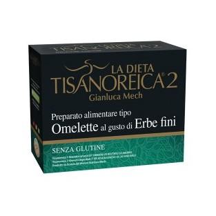 Tisanoreica 2 Preparato Alimentare per Omelette alle Erbe Fini