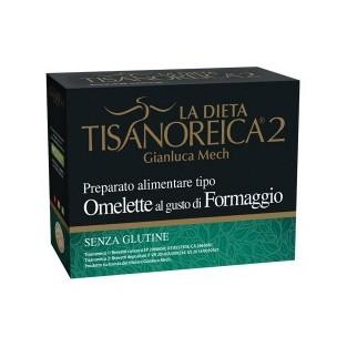 Preparato Alimentare Tisanoreica 2 per Omelette al Formaggio