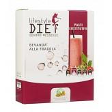 Bevanda alla fragola Lifestyle Diet Méssegué - 200 g