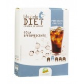 Bevanda effervescente alla cola Lifestyle Diet Centro Méssegué - 3 buste