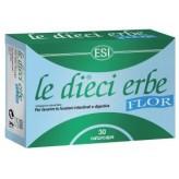 Esi Le Dieci Erbe Flor - 30 naturcaps