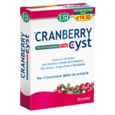 Cranberry Cyst Esi - 30 ovalette