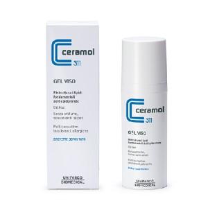 Gel Viso Ceramol - 50 ml