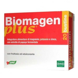Biomagen Plus 20 bustine