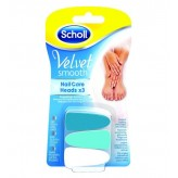 Velvet Smooth Nail Care Ricambi Lime Dr Scholl