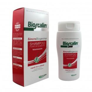 Shampoo fortificante volumizzante Bioscalin SincroBiogenina - 200 ml