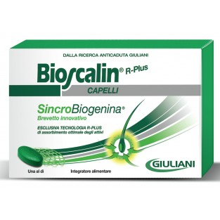 Bioscalin R-Plus SincroBiogenina - 30 compresse