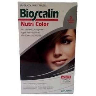Bioscalin Nutricolor HD Castano chiaro - 5.0