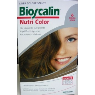 Bioscalin Nutricolor HD Biondo scuro - 6.0