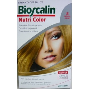 Bioscalin Nutricolor Biondo chiaro - 8.0