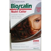 Bioscalin Nutricolor HD Castano Mogano Rame - 4.64