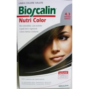 Nutricolor 4.3 Castano Dorato Bioscalin