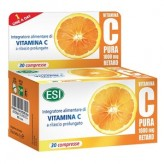 Vitamina C Pura 1000 mg Retard Esi - 30 compresse