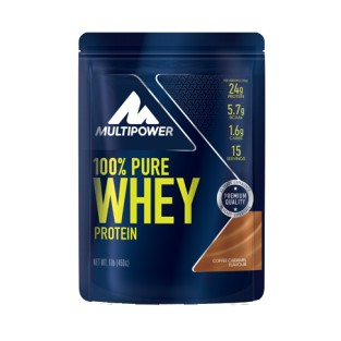 100% Pure Whey Protein Caffè Multipower - 450 g