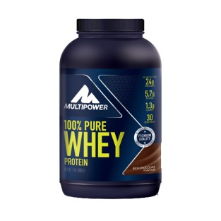 Multipower 100% Pure Whey Protein Cacao - 900 g