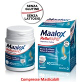 Maalox RefluRAPID - 40 Compresse