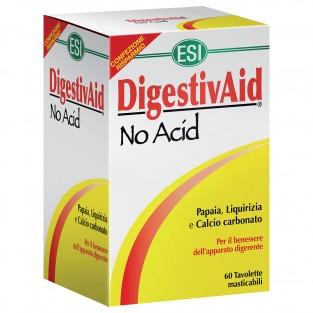 Digestivaid No Acid Esi - 60 tavolette