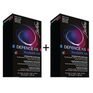 Doppia Confezione di Compresse Bionike TricoSAFE 100 Defence KS