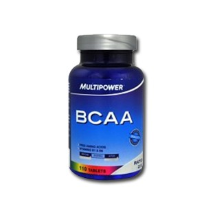 BCAA Multipower - 110 tavolette
