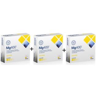 Tripla Confezione di Mg 400 Named