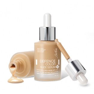 Fondotinta Nude Serum Bionike Defence Color - Biscuit