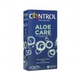 Control Aloe Care - 6 preservativi