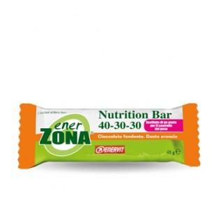Nutrition Bar Enerzona Cioccolato Fondente e Arancia