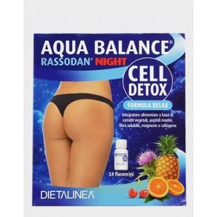 Aqua Balance Rassodan Night - 24 flaconcini