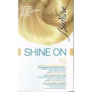 Colorazione Bionike Shine On - Biondo Chiarissimo Extra 10