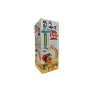 Aqua Balance Rassodante Drenante Forte Gusto Tè Pesca - 500 ml