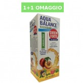 Aqua Balance Rassodante Drenante Forte Gusto Tè Pesca: 1+1 GRATIS