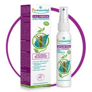 Puressentiel Spray Preventivo S.O.S. Pidocchi