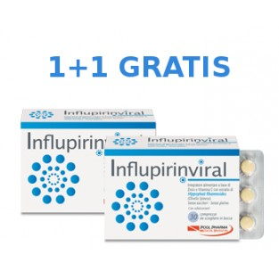 Influpirin Viral - 1 + 1 GRATIS