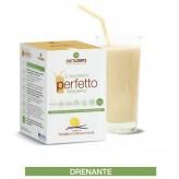 Dieta Zero Perfetto Pasto Integrato ad azione Drenante - Gusto Vaniglia e Crema Limone