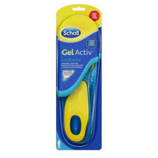 Plantare Scholl Gel Activ Everyday Uomo