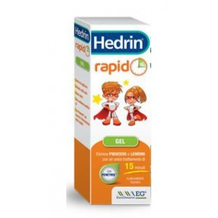 Hedrin Rapido Gel - 100 ml
