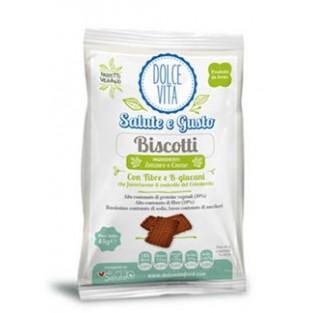 Biscotti Zenzero e Cacao Dolce Vita
