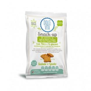 Snack-up ai Semi di Quinoa e Curcuma Dolce Vita