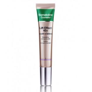 Somatoline Cosmetic Lift Effect 45+ Occhi e Labbra