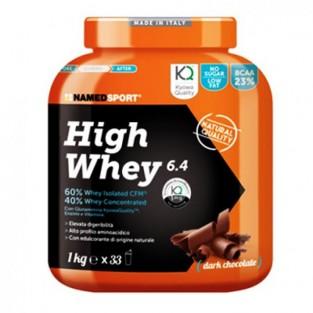 High Whey 6.4 Dark Chocolate Named Sport