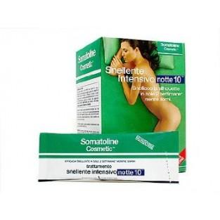 Somatoline Snellente Intensivo 10 notti - 10 bustine