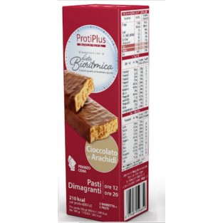 Protiplus Dieta Bioritmica Pasto Sostitutivo Cioccolato e Arachidi