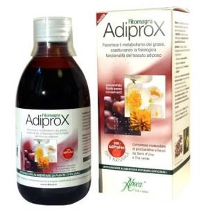 Fitomagra fluido Adiprox Aboca - 320 g