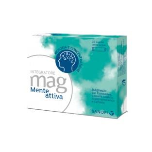 Mag Mente Attiva Sanofi - 20 bustine
