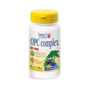 Longlife Opc Complex-50 Compresse