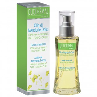 Oliodermal Olio di Mandorle Dolci Esi - 100 ml