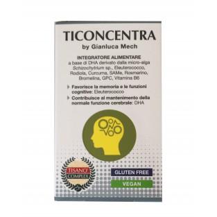 TiConcentra Tisano Complex Tisanoreica