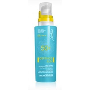 Latte solare SPF50+ Bionike Defence Sun - 125 ml