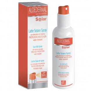 Aloedermal Solar Esi Latte Corpo Spray SPF 50+